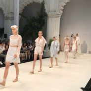 Review: Nora Sarman @ CEFW Budapest (S/S 2018)